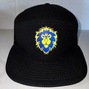 Illuminated World of Warcraft Baseball Cap